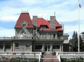 Lougheed House Calgary Landmarks