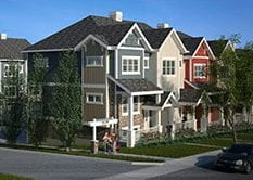 Nolan Park by Cardel Lifestyles: New Nolan Hill Townhomes