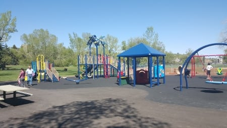 riley park playground childrens YYC