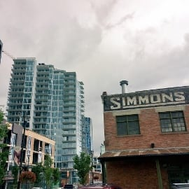 simmons building evolution condos calgary east village
