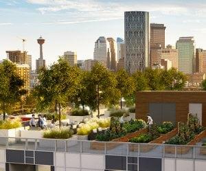 Radius Bridgeland New Condos Calgary