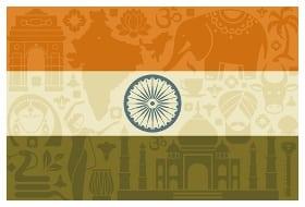 india flag illuminasia fall event calgary alberta zoo