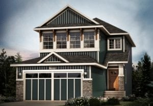 West Point Grove: New Homes in Calgary's West End