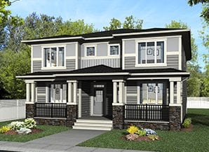 Legacy's New Line of Duplex Homes Now Selling