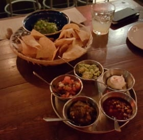native tongues calgary beltline mexican restaurant salsa sampler