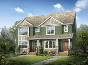 No Condo Fees at these New Southeast Townhomes!