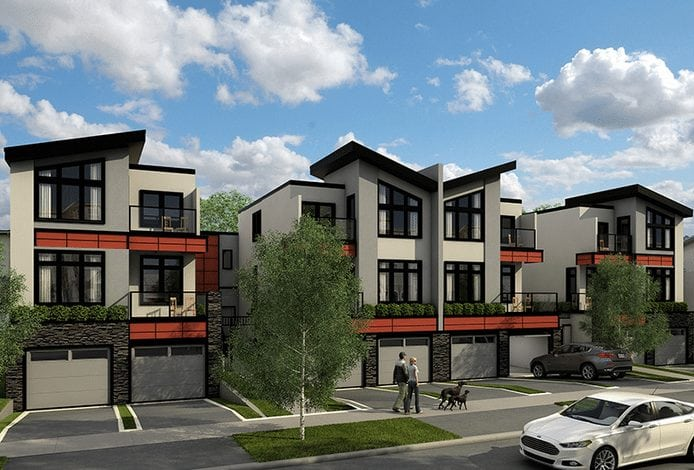 concepts townhomes crescent heights nw calgary alberta