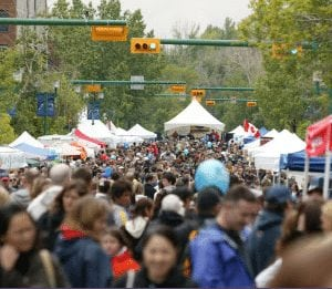 Top 5 June Festivals in Calgary (2017)