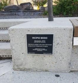 Incipio modo Calgary public art