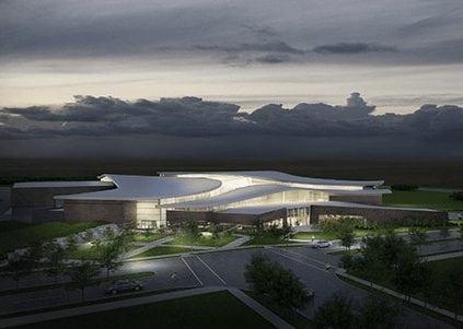 New Seton Recreation Centre Calgary Alberta