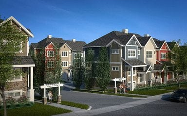 new calgary townhomes nolan park cardel lifestyles
