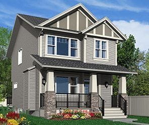 New Duplex Show Homes Now Open in Legacy, SE Calgary
