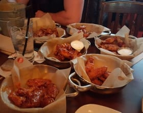 Hudsons chicken wing wednesdays calgary alberta
