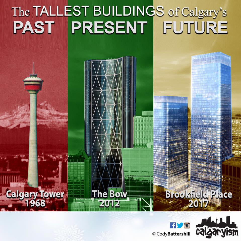 Tallest Buildings Of Calgary S Past Present And Future
