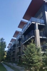 VEN bucci condominium kensington northwest calgary