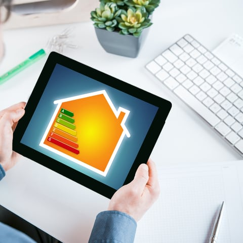 energy efficiency smart home ipad benefits of new home living