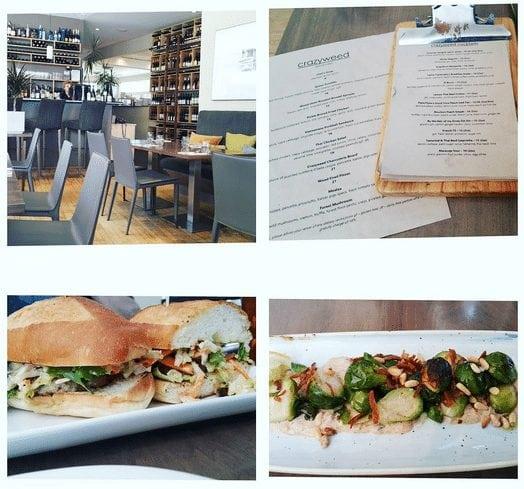 crazyweed best restaurants in canmore, alberta