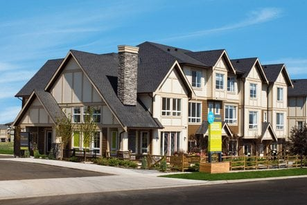 the timbers new townhomes nw calgary gablecraft