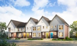 Homes by AVI New Townhomes in Livingston with No Condo Fees