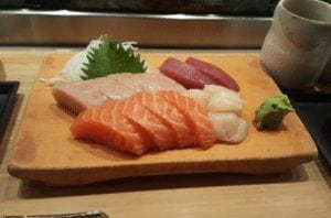 Best Restaurants for Sashimi in Calgary