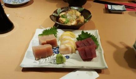best sashimi in calgary downtown sushi hiro japanese