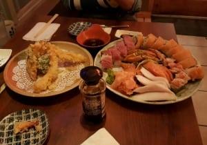 best sashimi calgary tenshi sushi kensington district nw sushi restaraunt