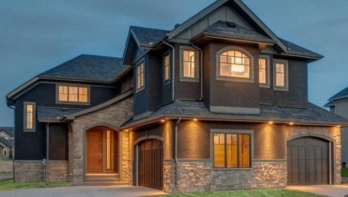 watermark bearspaw luxury home nw calgary community
