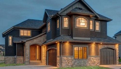 watermark bearspaw luxury home nw calgary community