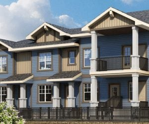 The Link at Evanston – New NW Calgary Townhomes for Sale
