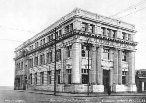 Calgary Landmarks – Dominion Bank Building