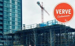 FRAM+Slokker's Verve Condo Reaches Construction Milestone