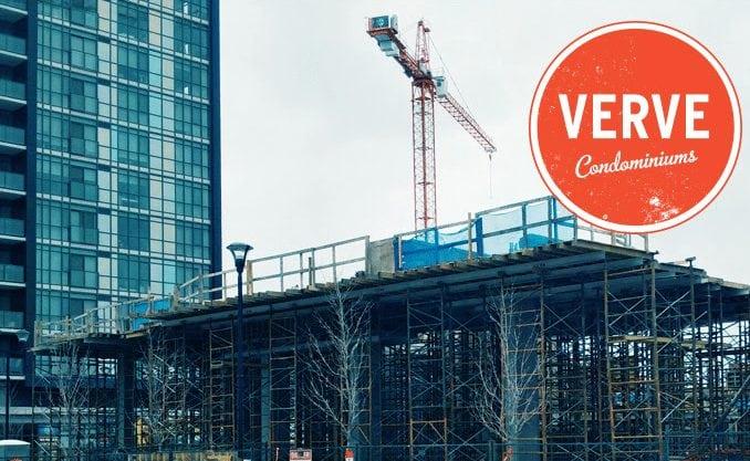 verve condos calgary new downtown condos