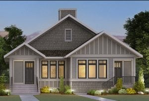 New Paired Homes by Section23 & Baywest in Mahogany