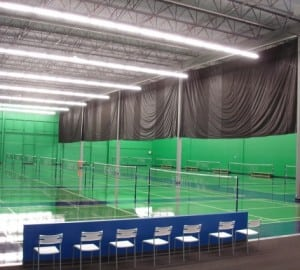 Calgary Activities – ClearOne Badminton Centre