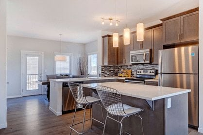 new southeast townhome interiors legend of legacy aldebaran homes calgary
