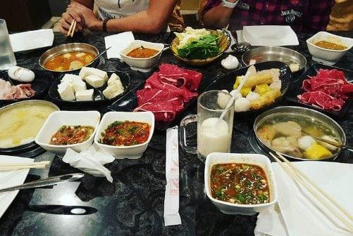 best chinese hotpot calgary alberta canada