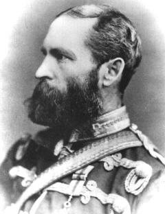Colonel James North West Mounted Police