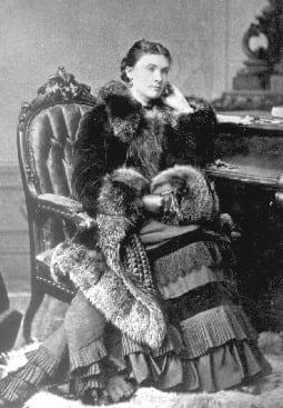 Mary Macleod Wife of james F. Macleod