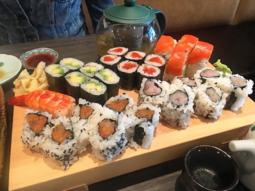 best sushi northwest calgary roku japanese restaurant royal oak