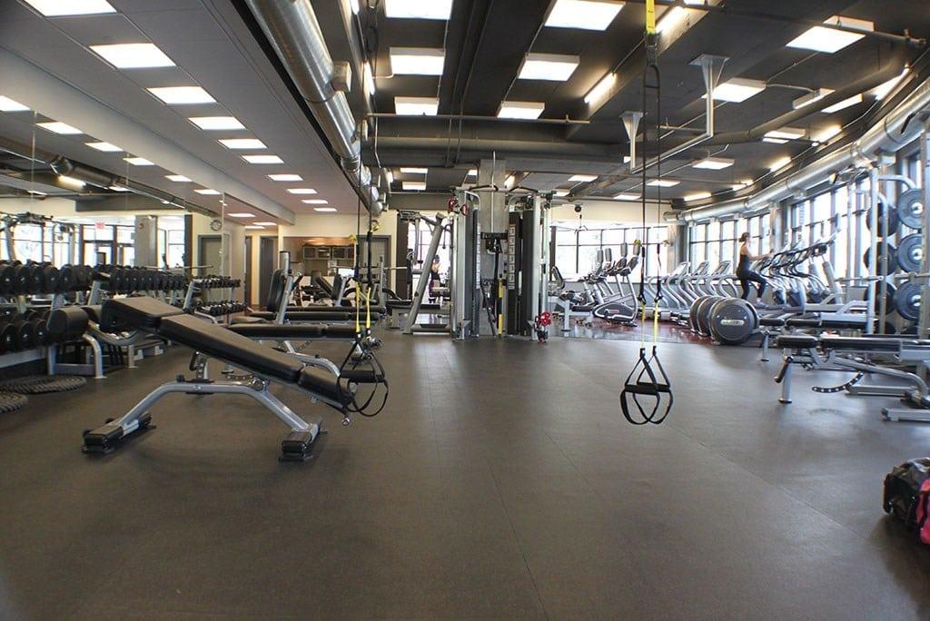 calgary hidden gems urban athlete interior weight cardio room