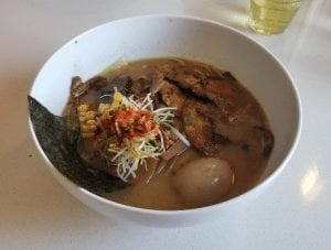 Gagana Ramen Calgary Japanese Restaurant Review