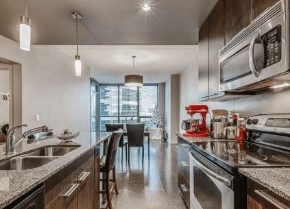 keynote condominium interiors calgary beltline southwest