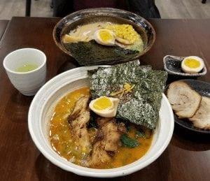 Tekkotsu Ya Ramen Calgary Japanese Restaurant Review