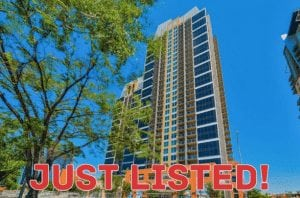 JUST LISTED – #203, 1320 1st Street SE – Alura Condos