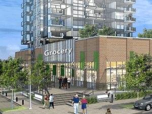 Crosstown New Condos in Erlton by Anthem Properties