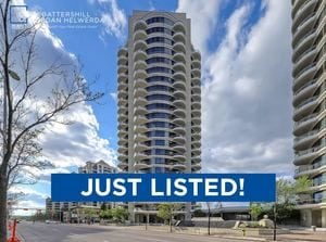 JUST LISTED! – #904, 1088 6th Avenue SW, Riverwest