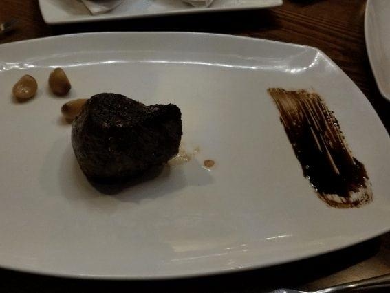 filet modern steak calgary steakhouse kensington