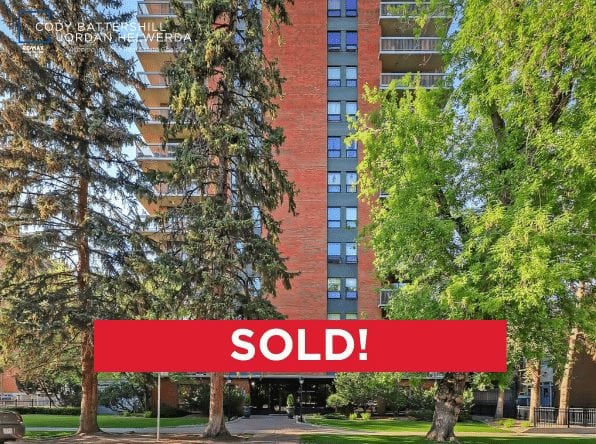 sold beltline condo 830 540 14th avenue sw bestcalgaryhomes.com Cody Battershill