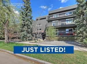JUST LISTED! – #206, 234 5th Avenue NE, Crescent Heights