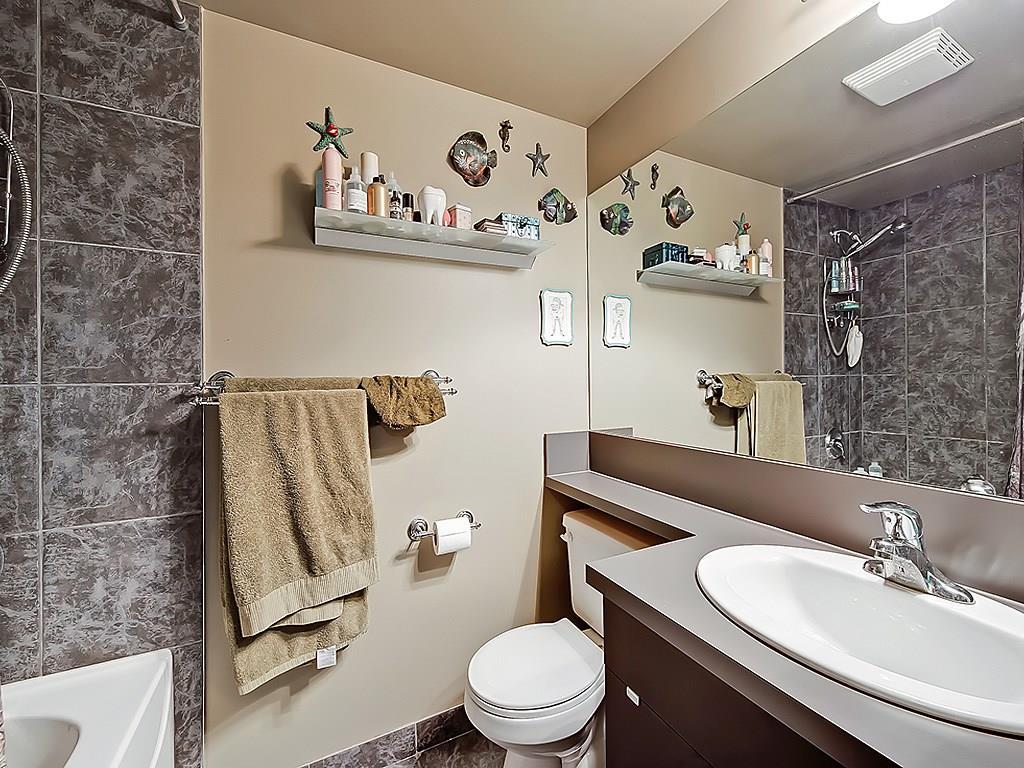 bankview calgary condo interior washroom view